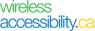 Wireless Accessibility Logo